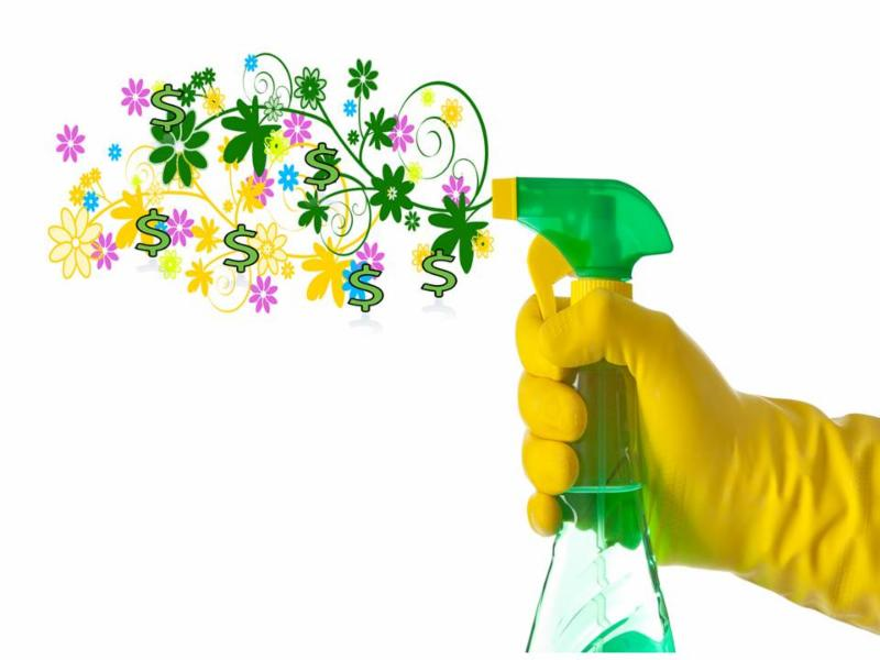 Spring clean your finances merriken financial group What month is spring cleaning